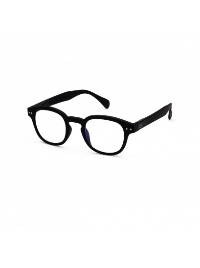 IZIPIZI Γυαλιά προστασίας από το Μπλε Φως C Screen Black