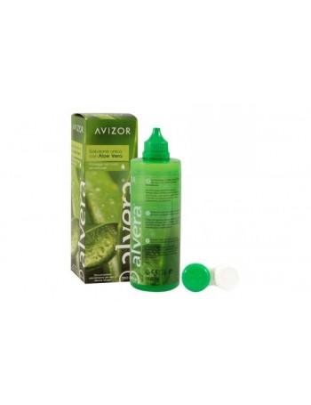 Alvera Υγρό Φακών Επαφής με Aloe Vera 350ml