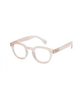 IZIPIZI Γυαλιά προστασίας από το Μπλε Φως C Rose Quartz