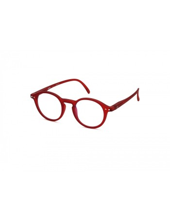 Izipizi Γυαλιά Παιδικά για την Προστασία από το Μπλε Φως  D Screen Junior Red