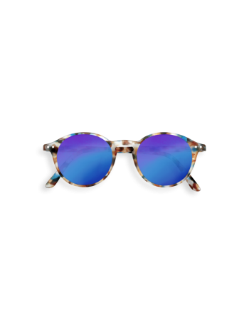 Izipizi Γυαλιά ηλίου παιδικά Junior sun D Blue Tortoise Mirror Lenses