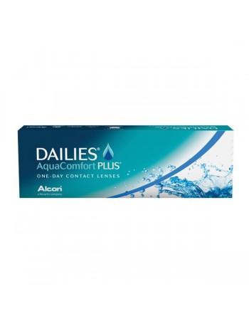 Dailies Aqua Comfort Plus Ημερησιοι Φακοι (30τεμ)