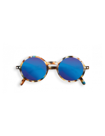 Izipizi Γυαλιά ηλίου παιδικά Junior sun G Blue Tortoise Mirror Lenses