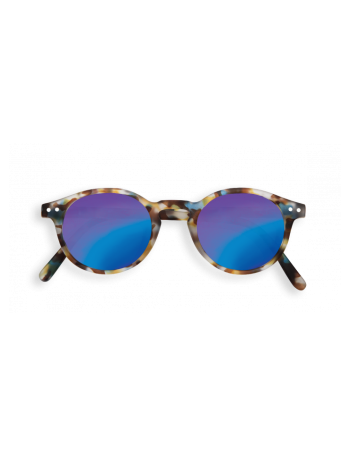 Izipizi Γυαλιά ηλίου H Sun Blue Tortoise Mirror Lenses